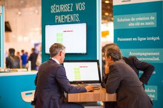 Business Meetings E-Commerce Paris