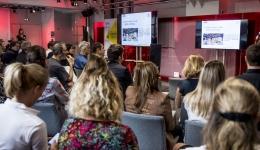 Conférence lancement Paris Retail Week 2017