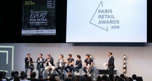 paris retail Awards  2018