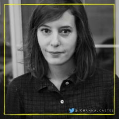 Johanna Castel jury paris Retail Awards