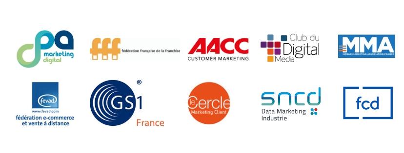 Partenaires institutionnels 2019